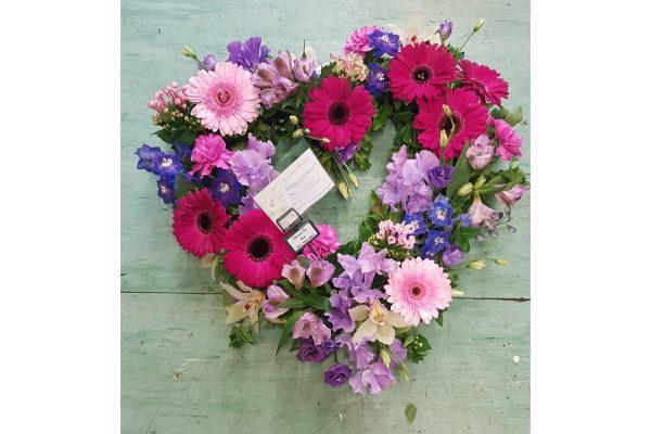 Flowers by Ann - Open Heart 100