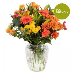 Flowers by Ann - Orange Sky