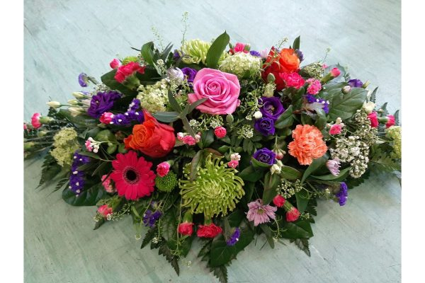 Flowers by Ann - Vibriant 75.00