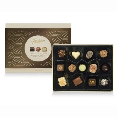 The ultimate collection of our most popular milk chocolates from Butlers Chocolate